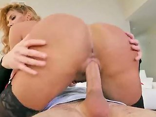 KeezMovies Video - Teen Masturbation Huge Dildo XXX Hot Milf Fucked Delivery Guy