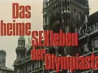 AhMe Video - Christina Lindberg Sex At The Olympics 1972