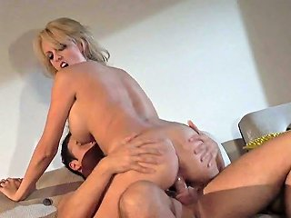 XCafe Video - Stormy Daniels Is Riding Hard Pole After Steamy Pussy Licking