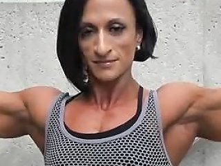AhMe Video - Tamara Qureshi The Small Horny Physique Muscle Whore