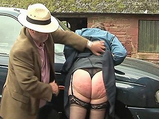 GotPorn Video - Submissive Mature Wife Punished For Damaging The Car