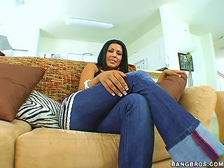 AnyPorn Video - Hot Latina MILF Moans Of Pleasure During The Hottest Fuck In Her Life
