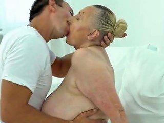 MyLust Video - Horny Guy Fucks Big Fat Granny