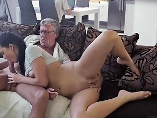 SpankWire Video - Old Man Shy Girl What Would You Choose Computer Or Your Girlally