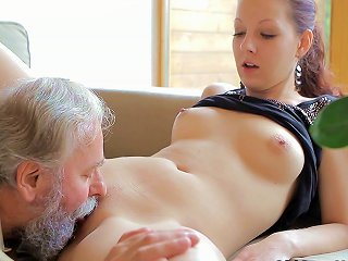 XBabe Video - Teeny Goes Wild In Threesome