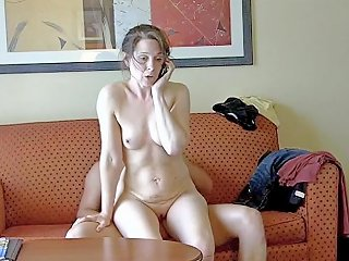 XHamster Video - Mom Sits On Ken's Lap While Talking On The Phone Porn 28