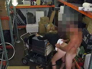 KeezMovies Video - Teens In Hot Pants Hot Milf Banged At The Pawnshop