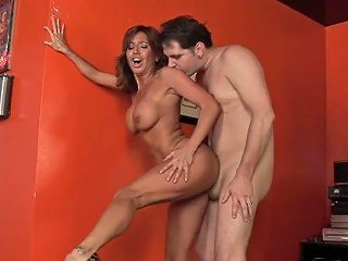JizzBunker Video - Tara Holiday And Young Experienced Dick