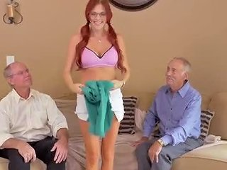 SpankWire Video - Old Woman Fucks Young Girl Frannkie And The Gang Take A Trip Down Under
