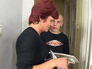 TXxx Video - Redhead Cougar Has Her Way With Young Boy Txxx Com