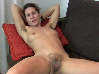 AlphaPorno Video - Milf Grows A Nice Collection Of Hair In Her Armpits
