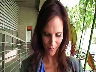 DrTuber Video - Sexy Mommy Fucked In The Kitchen - Syren De Mer