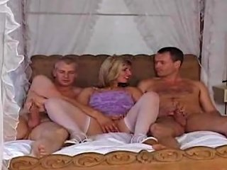 Tube8 Video - British Milf Josephine James In A Mmf Threesome British Euro Brit European Cumshots Swallow Porn Video 762