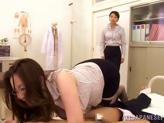BravoTube Video - Tasty Japanese Cougars Go Hardcore With A Guy In A Ffm