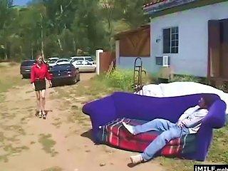 Tube8 Video - Milf Fucked Hard Outdoors