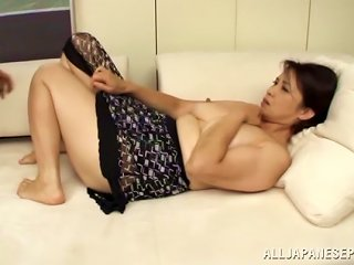 BravoTube Video - Chubby Lady Goes Hardcore With A Horny Man Over A Couch