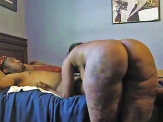 XHamster Video - Thick Black Milf Riding Dick