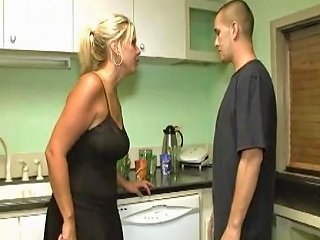 XHamster Video - Dominant Milf Handjob In The Kitchen Porn B0 Xhamster