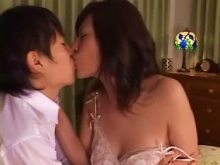 XHamster Video - Japanese MILF And Son