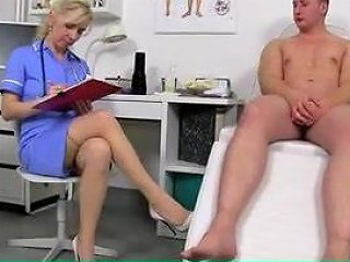 XHamster Video - Stockings Legs Milf Doctor Maya Cum On Tits Free Porn B0