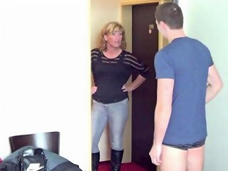 XHamster Video - German Young Boy Seduce Milf To Get His First Fuck Porn 6f