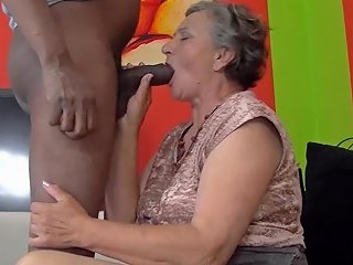 XHamster Video - 80 Years Old Granny First Interracial Hd Porn 2e Xhamster