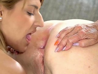 XHamster Video - 21sextreme Old Lesbian Eating Teen Butthole Free Porn 6d
