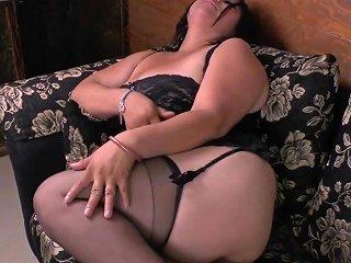 XHamster Video - Latina Milfs Cintia Enjoys Clothespins On Her Nipples