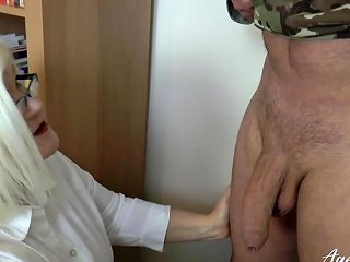 NuVid Video - Agedlove Lacey Starr Fucking Hard With Soldier Nuvid