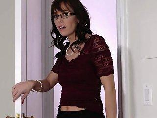 DrTuber Video - Hot Teen Shared Boyfriends Cock To Her Aluring Stepmom Drtuber