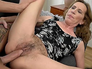 GotPorn Video - Old Lady Voil Got Fucked By A Young Meaty Cock