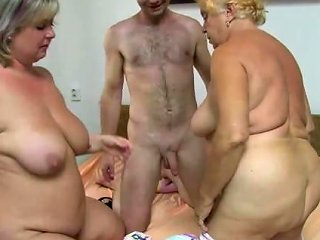PornHub Video - Very Old Chubby Granny Fucking With Young Guy